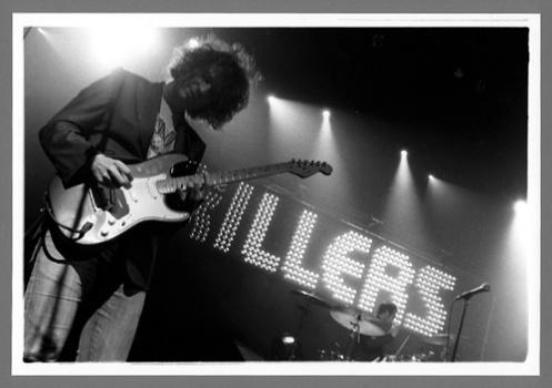 The Killers - Silver Gelatine Print - 2005