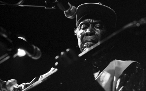"David ""Honeyboy"" Edwards - The Spitz, London - 2007"