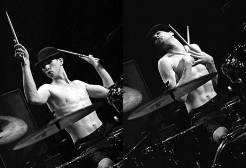 Brian Viglione - The Dresden Dolls