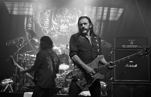 Motörhead | Live on 35mm - by Valerio Berdini